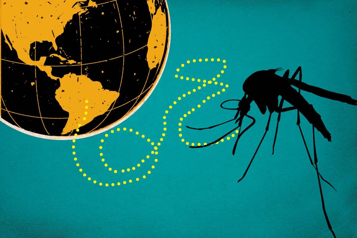 Detecção do vírus Zika em exame de urina