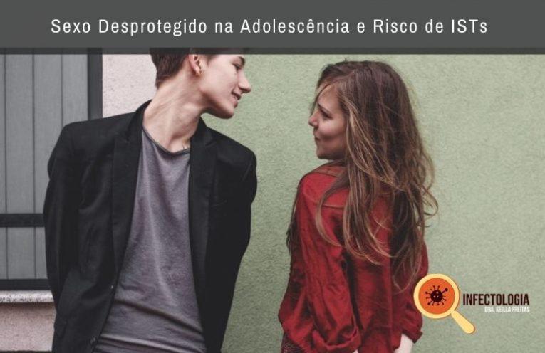 Sexo Desprotegido na Adolescência e Risco de ISTs