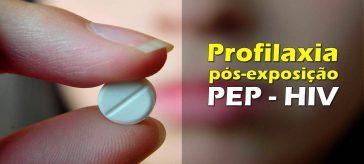 Profilaxia Pós-Exposição ao HIV