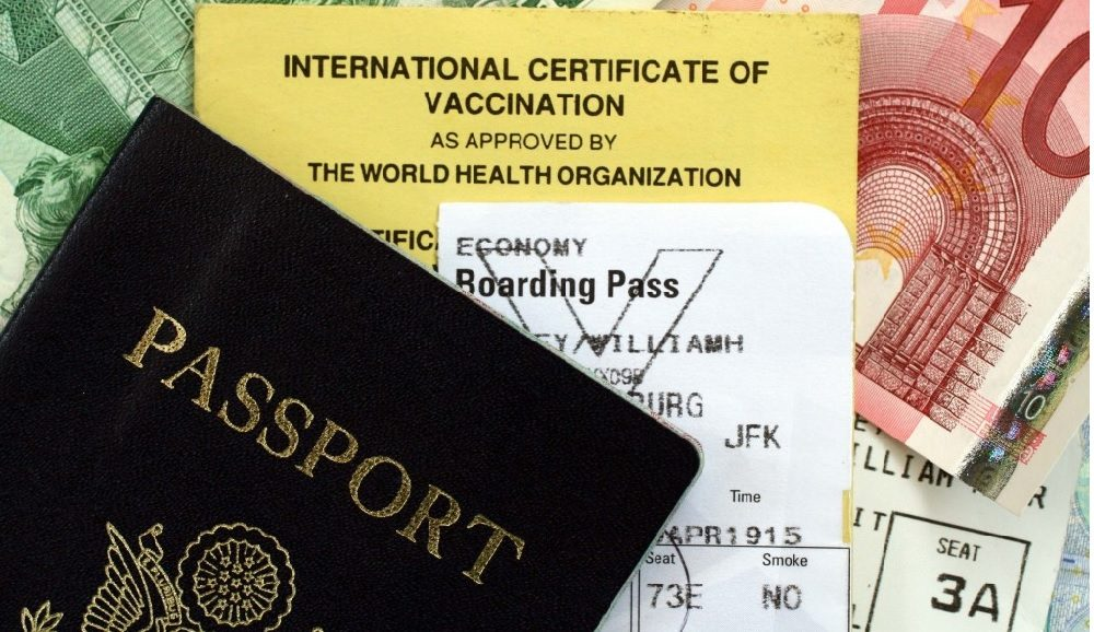 Medicina do viajante: vacinar-se antes de viajar