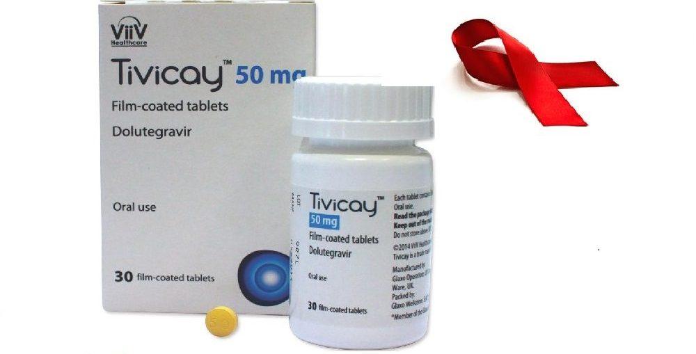 novo medicamento para HIV - Dolutegravir
