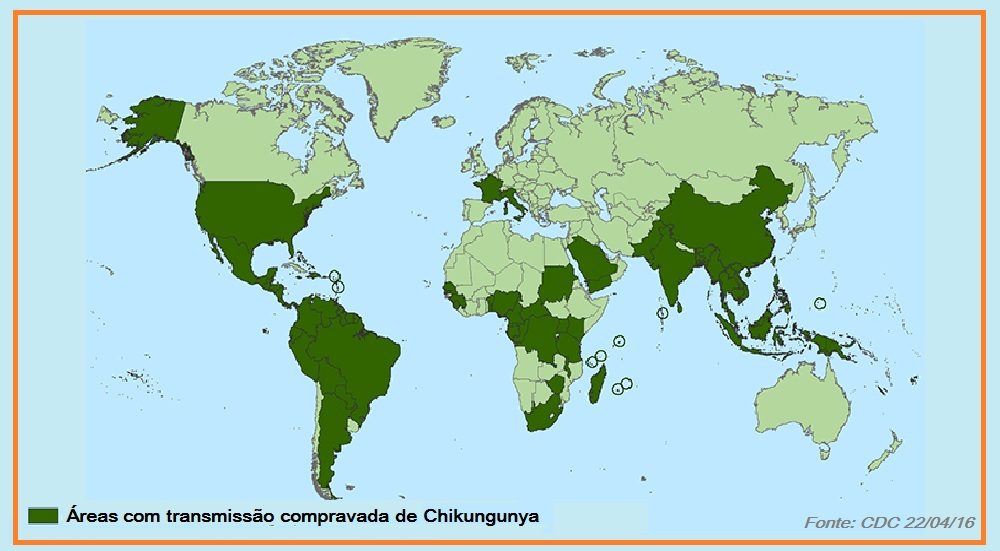 Chikungunya no Brasil
