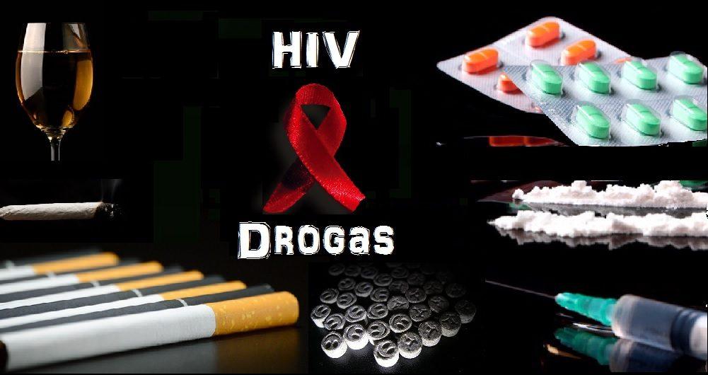 Interações entre remédios do HIV e drogas