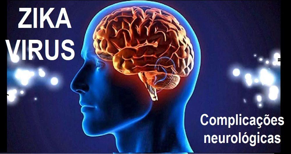 Complicações neurológicas do Zika