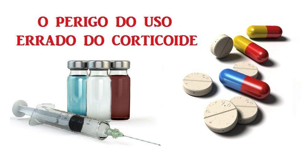O perigo do uso errado de corticoides - Infectologista SP