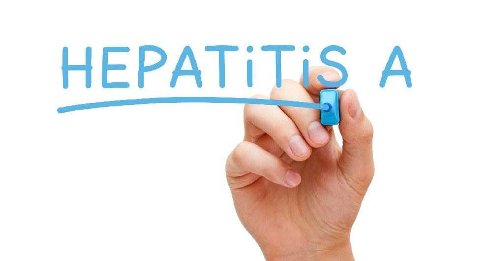 Aumento dos casos de hepatite A por transmissão sexual