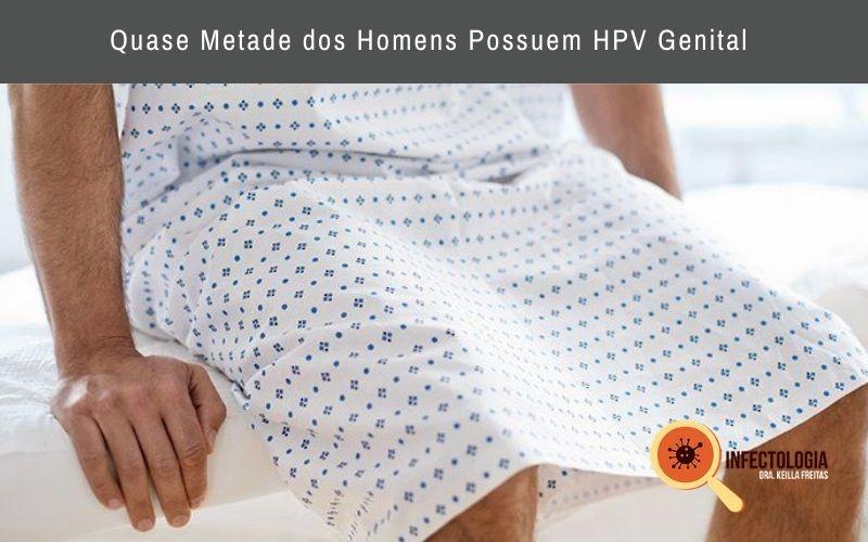 HPV em homens