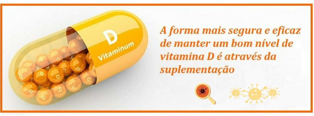 Vitamina D: Benefícios