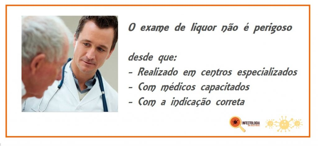 O que é exame de liquor?