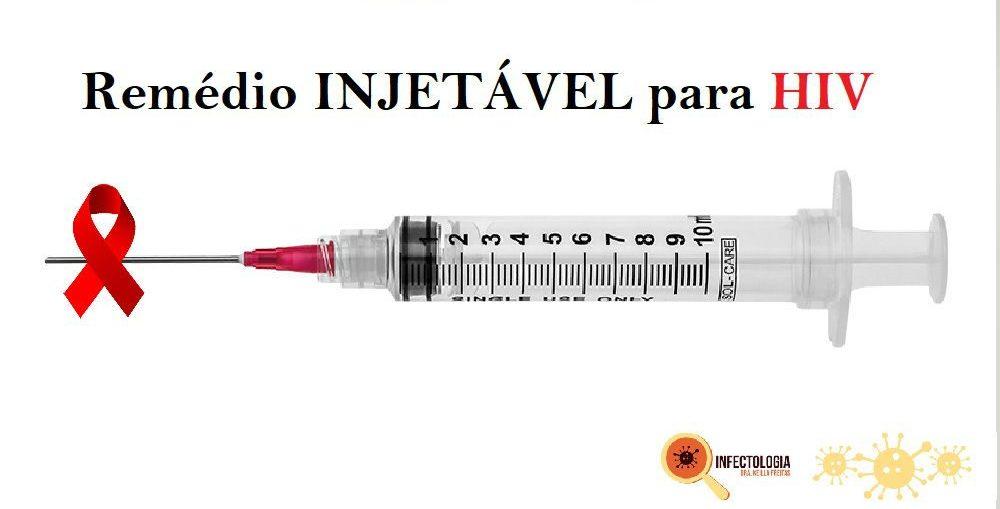 Infectologista - Tratamento injetável para HIV: conquistas e desafios
