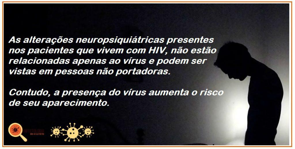 Doenças Psiquiátricas e HIV