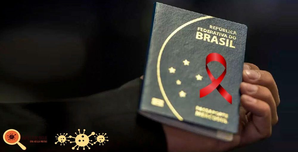 Infectologista - Viajando com HIV