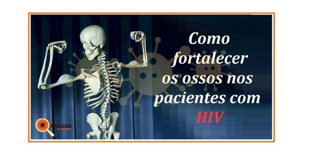 Efeitos do HIV nos ossos