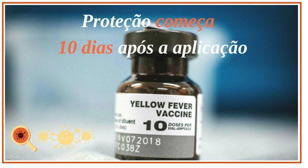 Vacinação fracionada contra a Febre Amarela