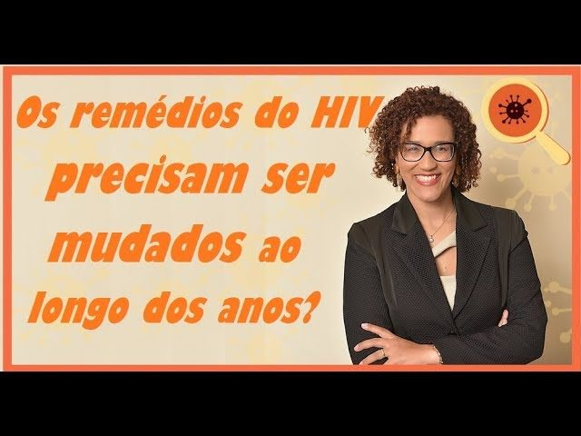 Esquema de Tratamento do HIV - Infectologista SP