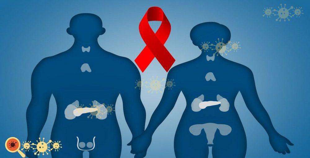 HIV e doenças hormonais