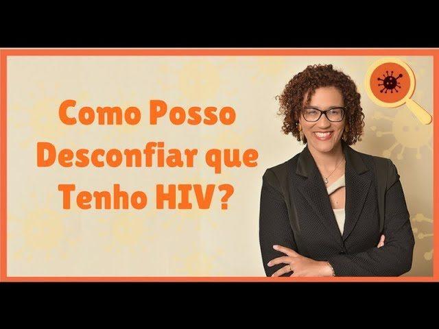 Tenho HIV?