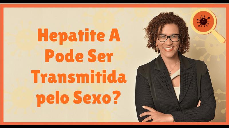 Transmissão Sexual da Hepatite A
