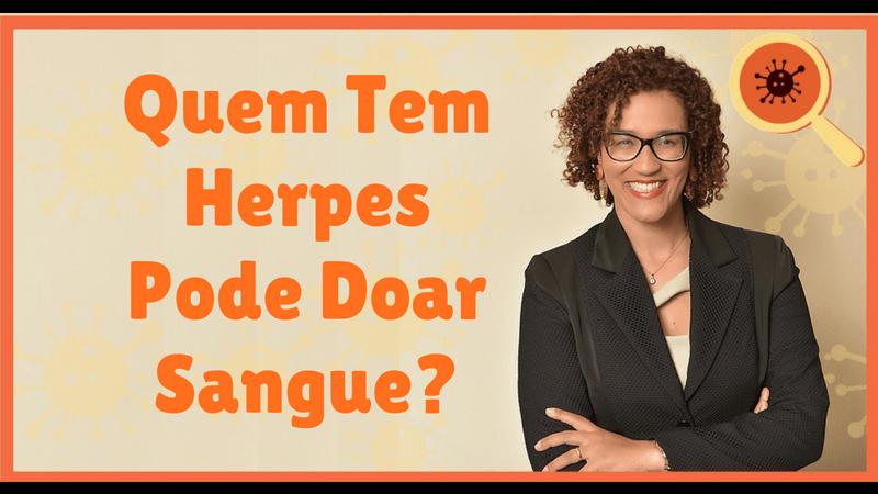 Quem Tem Herpes Pode Doar Sangue - Infectologista SP