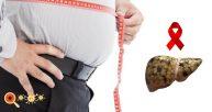 Pessoas com HIV podem acumular mais gordura no fígado