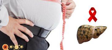 HIV e acúmulo de gordura no fígado