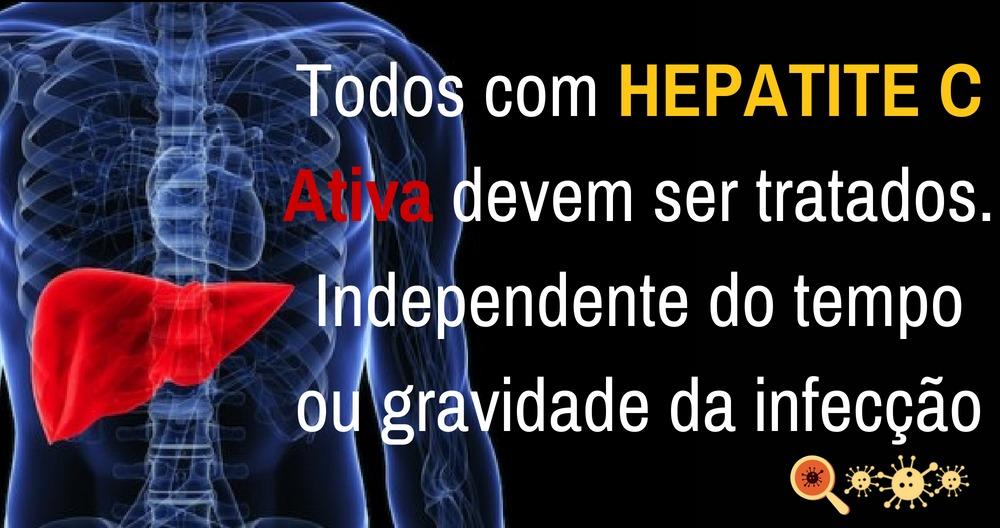 Tratamento da hepatite C