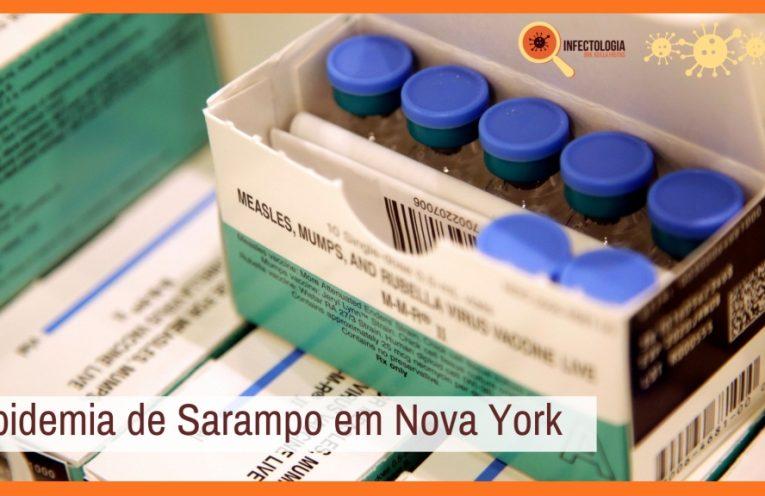 Epidemia de Sarampo em Nova York