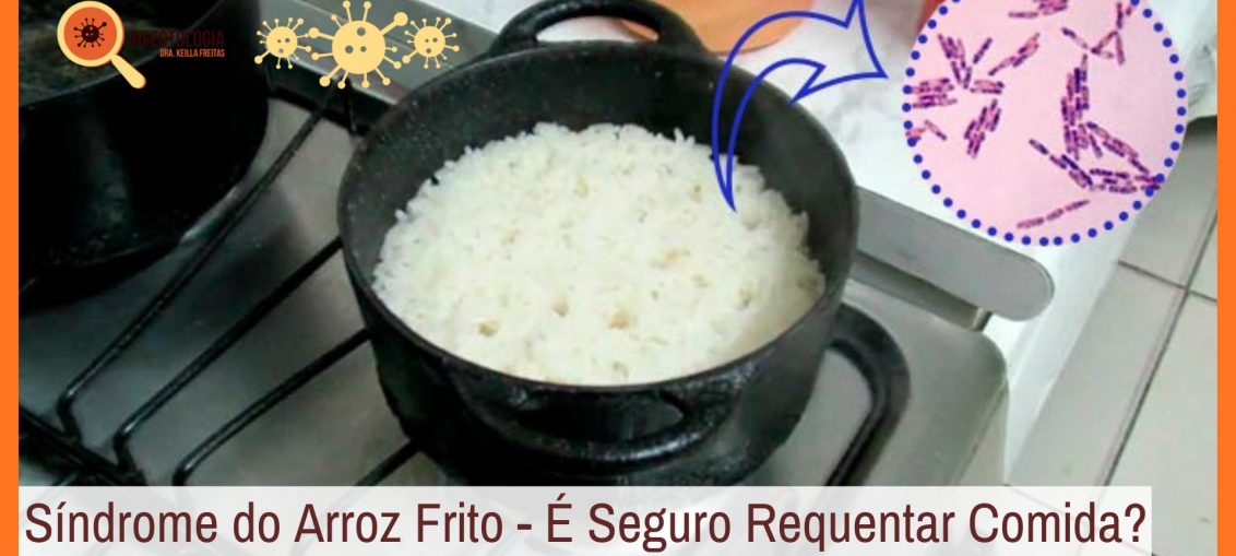 Síndrome do Arroz Frito - É Seguro Requentar Comida?