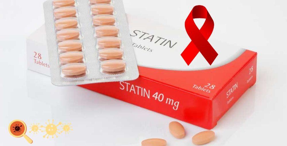 estatinas para pacientes com HIV