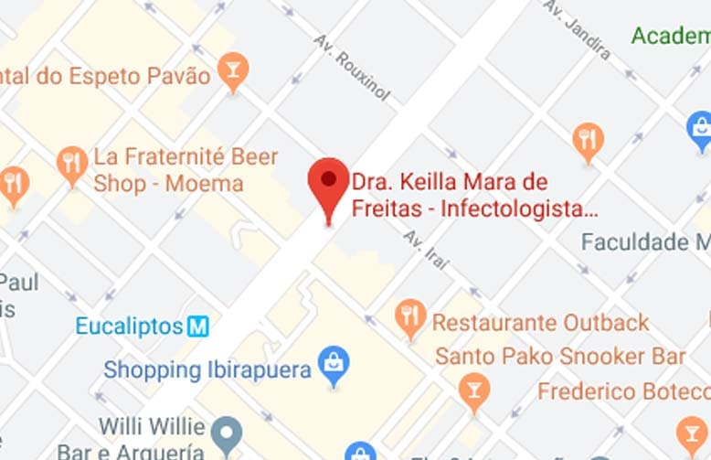 Infectologista SP - Moema