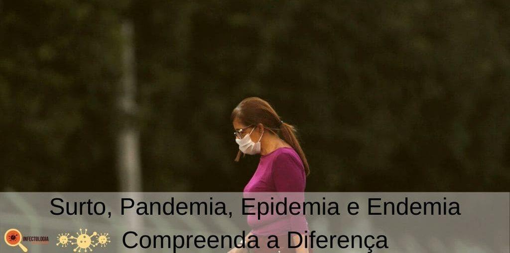 Infectologista - Surto, Pandemia, Epidemia e Endemia: Compreenda a Diferença