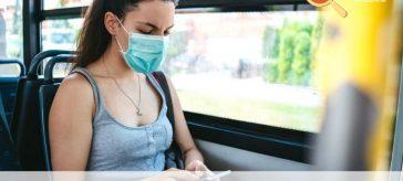 Novo Coronavírus e Transporte Público - Como se Proteger