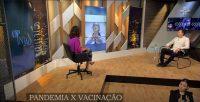 A Covid em queda no Brasil - Entrevista Jornalismo TV Cultura