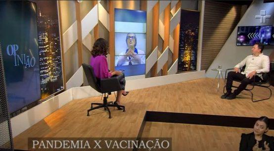 a covid em queda no brasil entrevista tv cultura