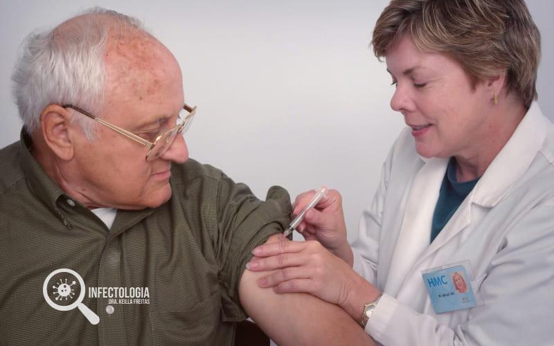 Vacinas Recomendadas para o Idoso